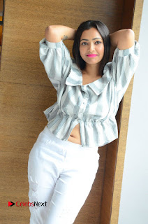 Actress Shweta Basu Prasad Latest Pictures in White Ripped Jeans .COM 0047.JPG