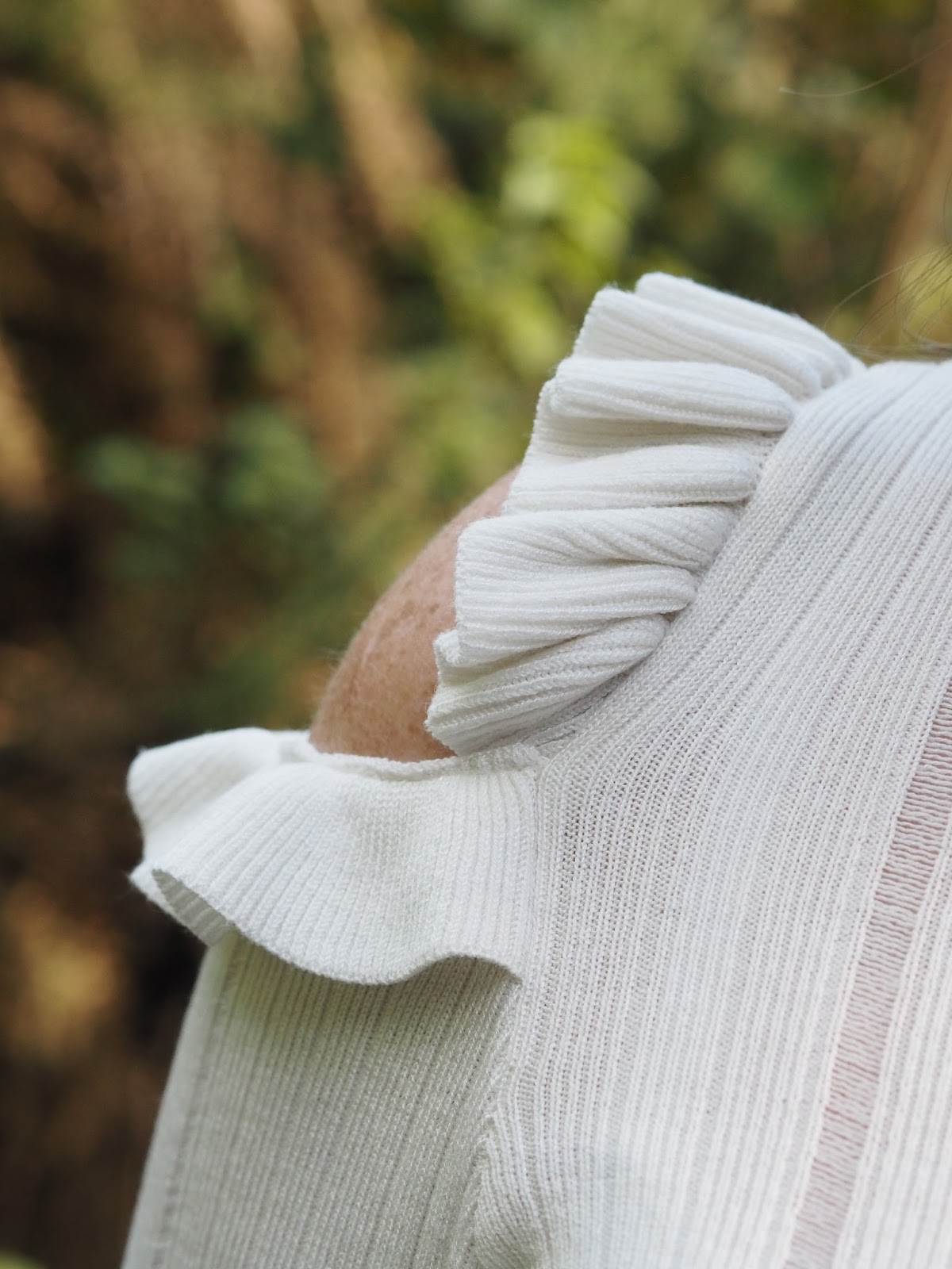Autumn fashion Topshop knitwear Priceless Life of Mine