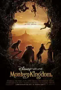 Download Film Monkey Kingdom (2015) Bluray Subtitle Indonesia