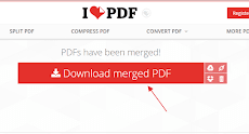 Tips Mudah Menggabungkan File PDF Menggunakan iLovePDF