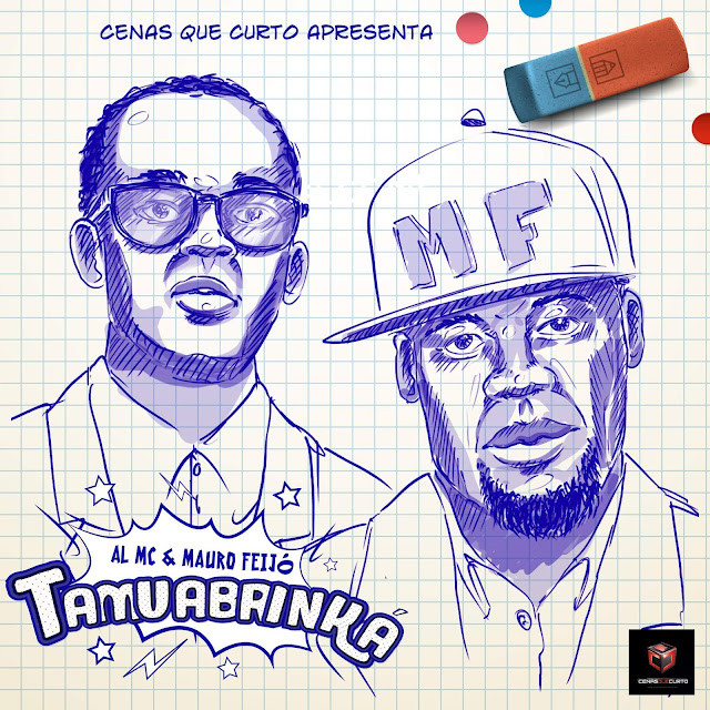EP TAMUÁBRINKA- Mauro Feijó e AL MC ( 2016) / ANGOLA