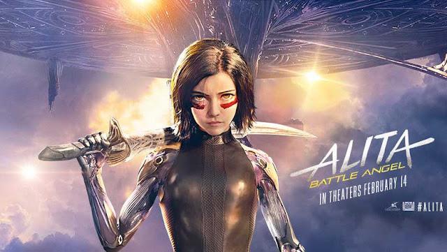 رغم النجاح الفني، فيلم Alita: Battle Angel يحقق أسوء افتتاحية بوكس أوفيس في عيد الرؤساء الأمريكي منذ 15 عاما