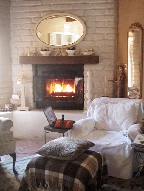 1800s Country Homes: Cozy Living Room, Fireplaces Mantels, Decor Ideas