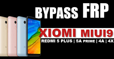 Cara Unlock Mi Account Redmi 5 Plus Vince Meg7