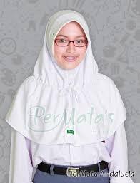 Model Jilbab Rabbani Untuk Anak Sekolah