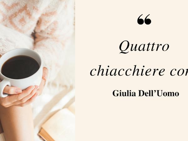 Intervista Giulia Dell'Uomo