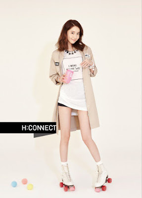 Yoona SNSD Girls Generation H Connect 2016