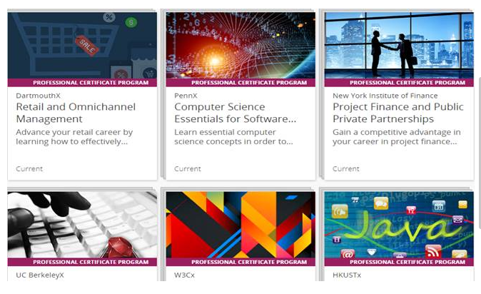 edX launches Professional Certificate Programs - TECHPHLIE