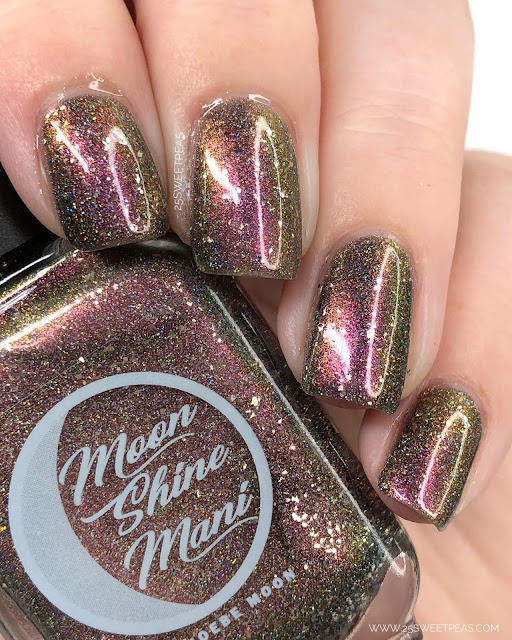 Moon Shine Mani I Just Ethicsed You In The Face 25 Sweetpeas