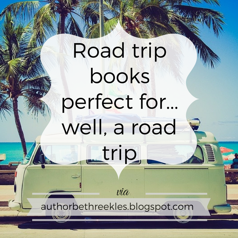 Summer is the perfect time to read books about road trips, so in this post I share a few recommendations.
