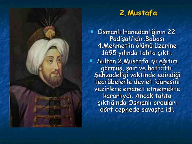 II. Mustafa Hayatı