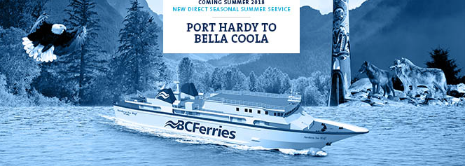 North Coast Review: Mid-Coast Ferry to be named Northern Sea Wolf
