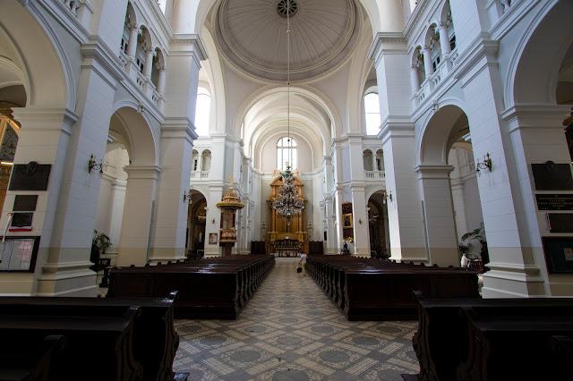 Chiesa del Santo Redentore-Varsavia