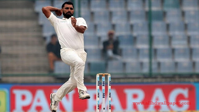 Mohammed Shami Bowling Photos Download