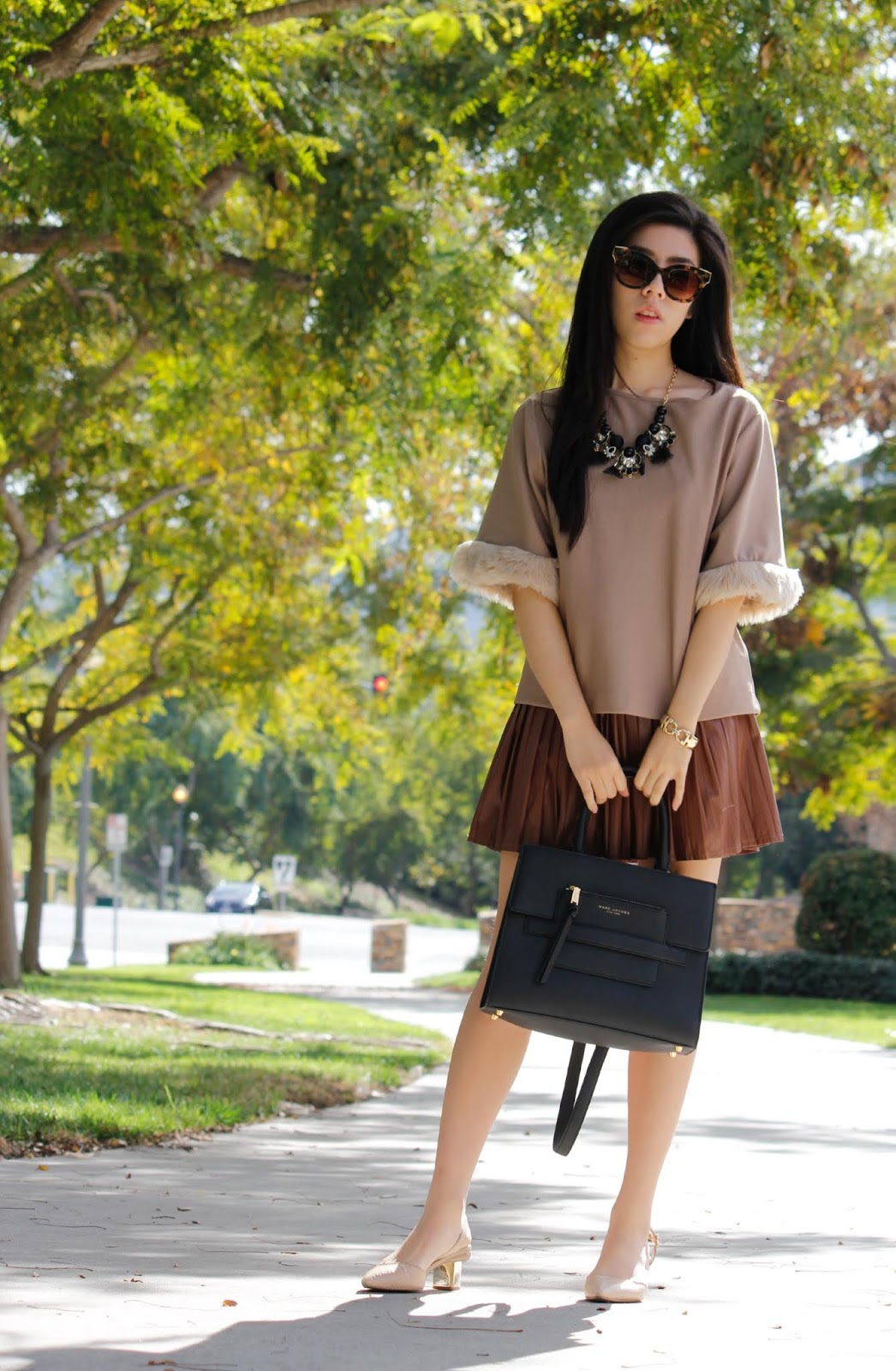 Adrienne Nguyen_Calfornia Pharmacy School Blogger_ What to Wear to School During Fall