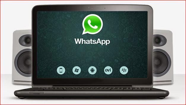 run WhatsApp on your computer
