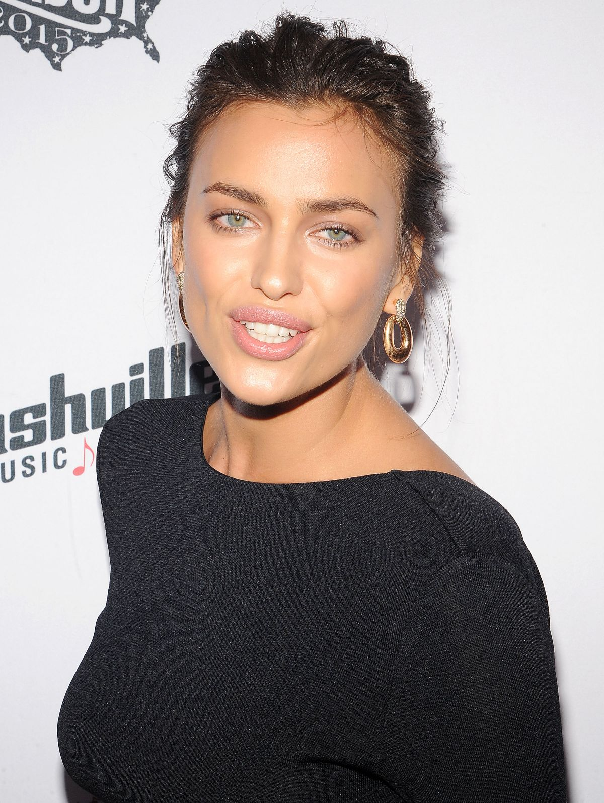 Ronaldo girlfriend Irina Shayk at Sports Illustrated Swimsuit Issue Celebration