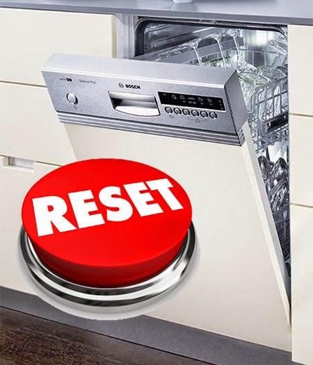 Bosch Dishwasher Reset