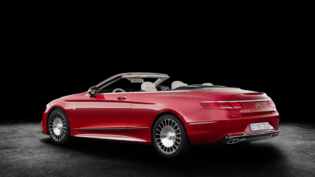 Mercedes Maybach S650 Cabriolet - Un precioso descapotable
