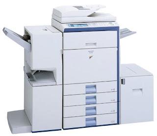 Sharp MX-5500N Printer Driver Download