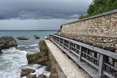 峇里, bali, Ayana resort rock bar, 岩石酒吧