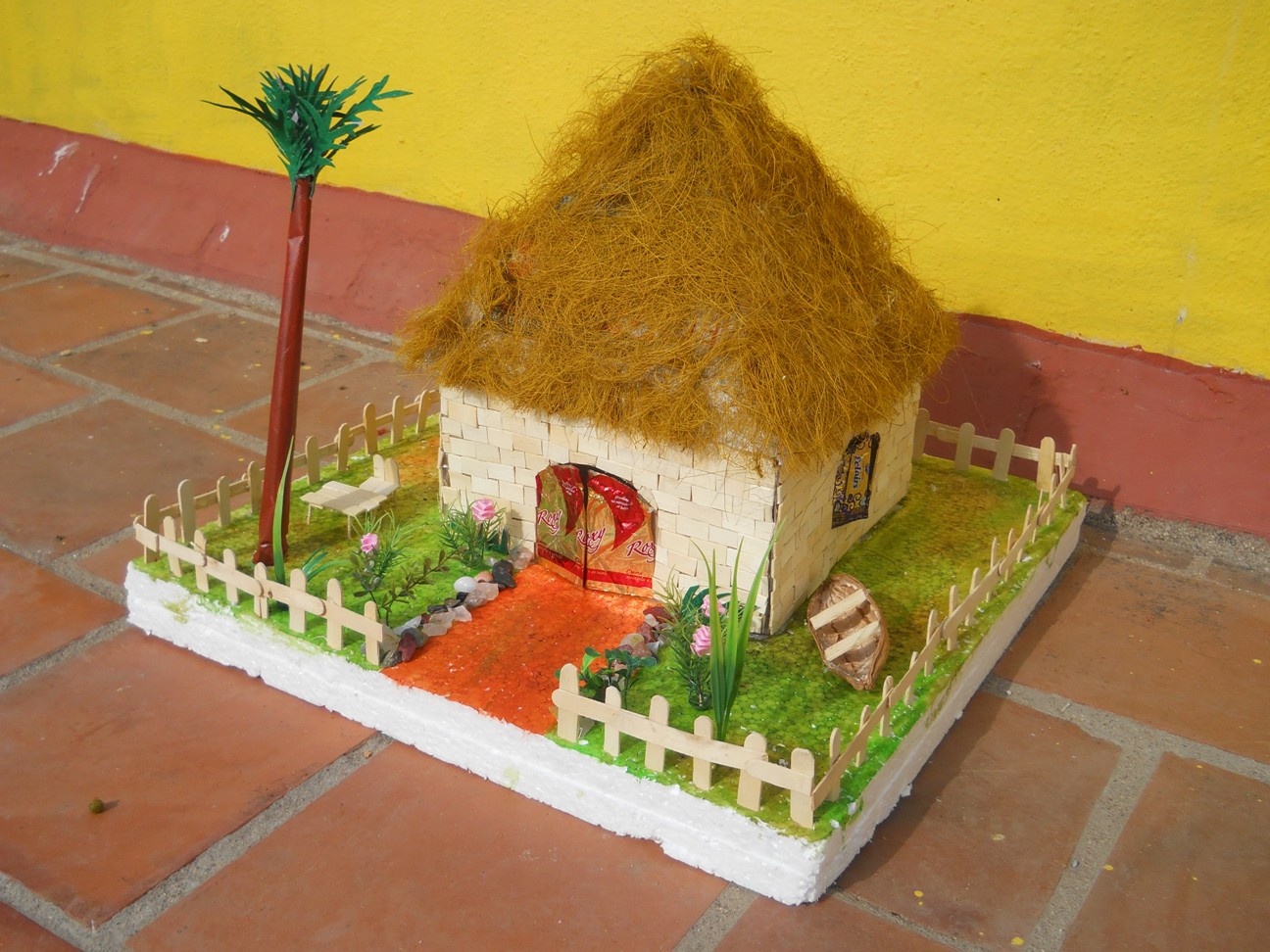 Bhuvanas Creative World School Projects