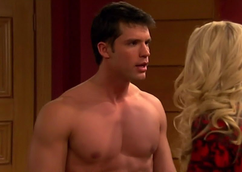 Picture About Male Actor David A. Gregory shirtless on One ...