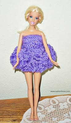 barbie tutu