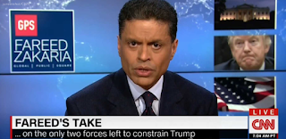CNN's Fareed Zakaria Hails Trump Assassination Play As 'Masterpiece.' (His Employer Sponsors It)