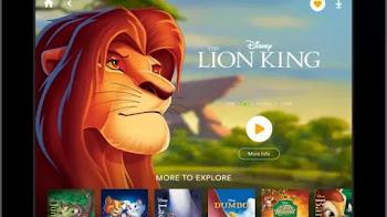 Nuevo servicio de Streaming de Disney