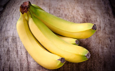 fresh bananas widescreen hd wallpaper