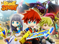 Download Colopl Rune Story V1.0.59 APK Unlimited Mana
