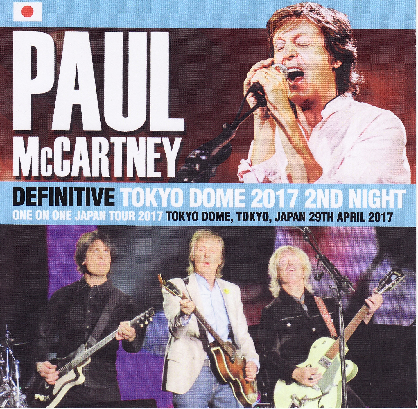Paul McCartney 2017 04 29 Tokyo Dome Japan One On Tour
