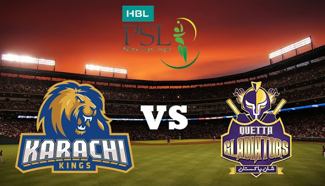 Karachi Kings vs Quetta Gladiators 2nd T20 Predictions and Betting Tips