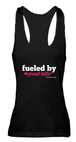 Fueled by Peanut Butter Tshirt