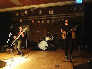 05.04.2016 Münster - Café Lorenz: Bangers