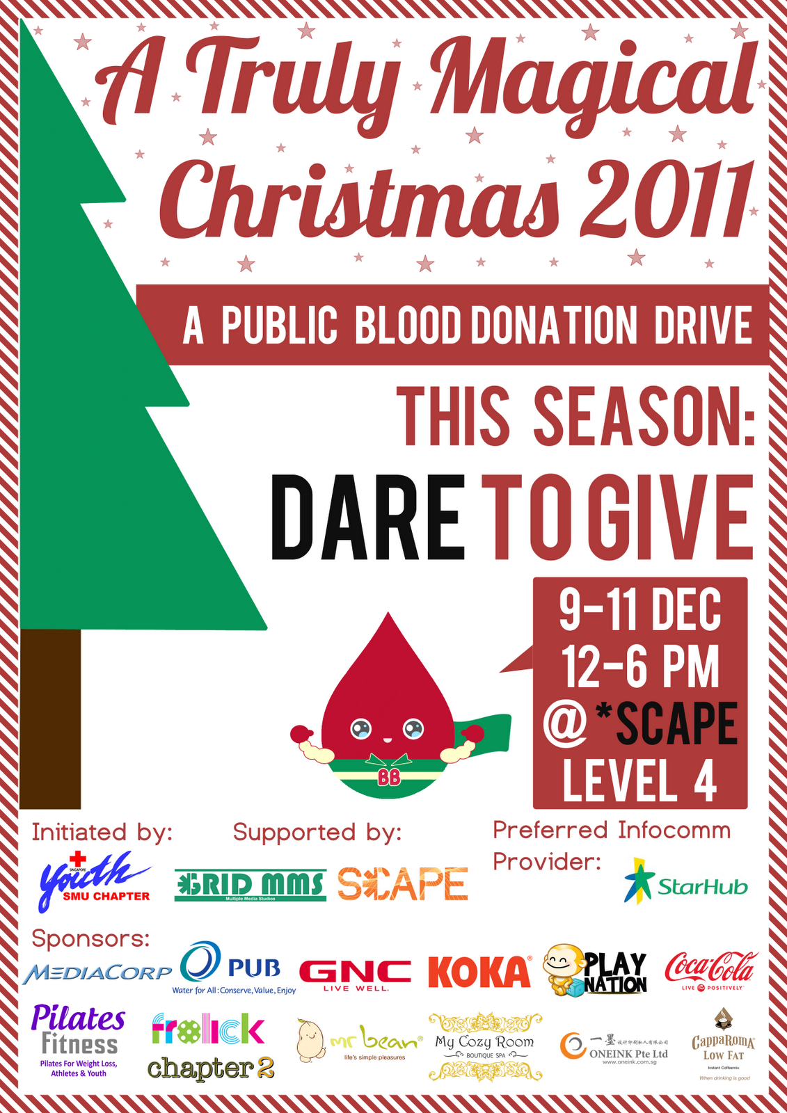 Christmas Blood Donation Drive.Christmas Shout Outs And A Giveaway Too