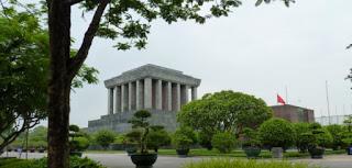 Mausoleo de Ho Chi Minh.
