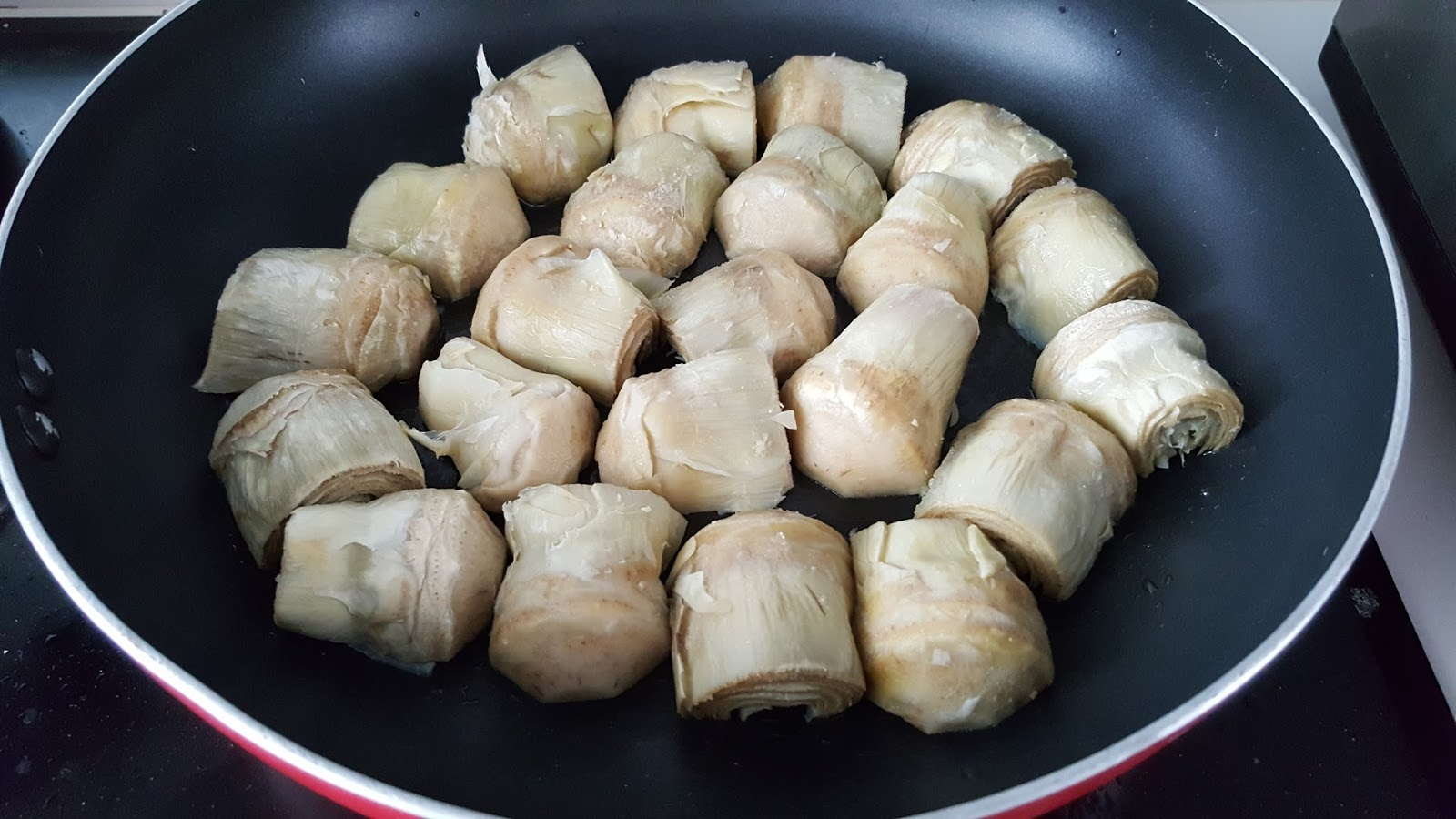 Alcachofas congeladas a la plancha for 3 cocinar un huevo sin fuego