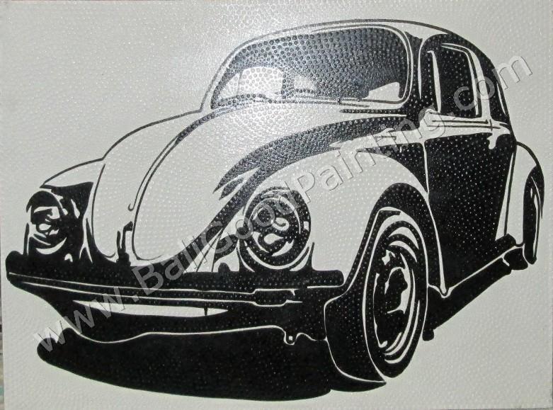 Cari Gambar Mobil Vw Hitam Putih