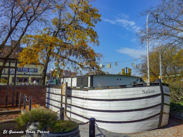 Erie Canal Museum - Syracuse, Estado de Nueva York por El Guisante Verde Project