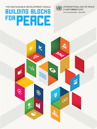Commemorating the 15th year of international peace day
