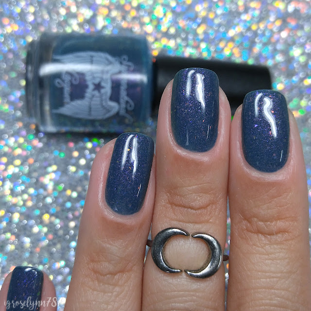 Supernatural Lacquer - Raccoon Incident
