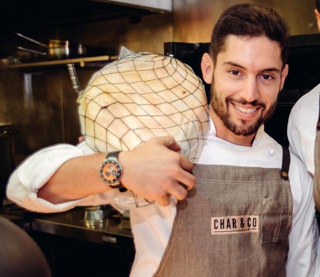 Chef Bruno Da Motta