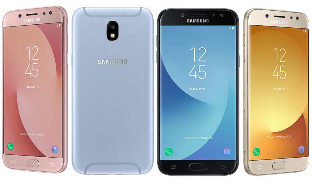 Galaxy J5 Pro SM-J530Y with Specifications