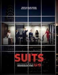 Suits Temporada 5 Poster