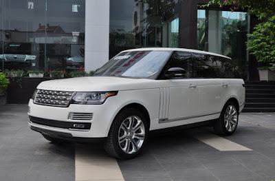 Giá Xe ô tô Land Rover