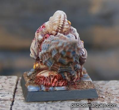 Mutant Snail de Scibor Miniatures