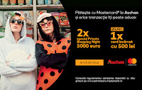Castiga cumparaturi in valoare de 5.000 EURO