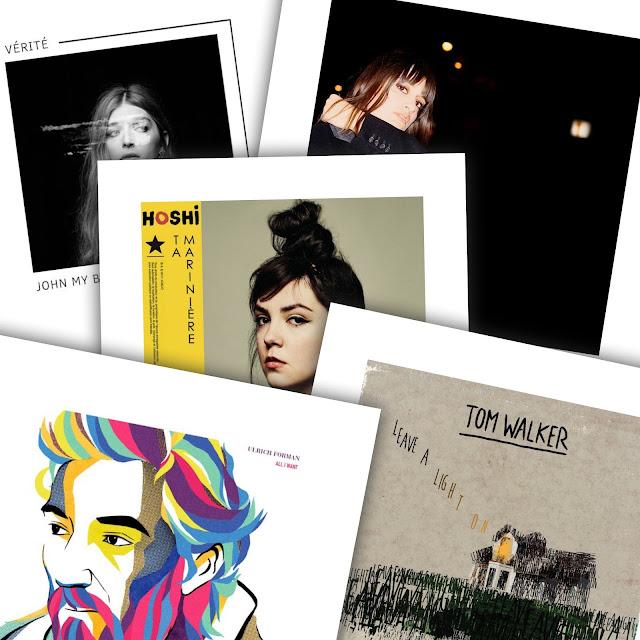 Playlist 77- Janvier 2018